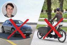 Kein Zuschuss f�r Bikes und E-Autos!