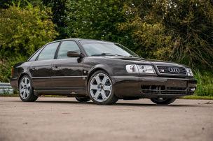 Dieser Audi 100 macht jeden RS 6 platt