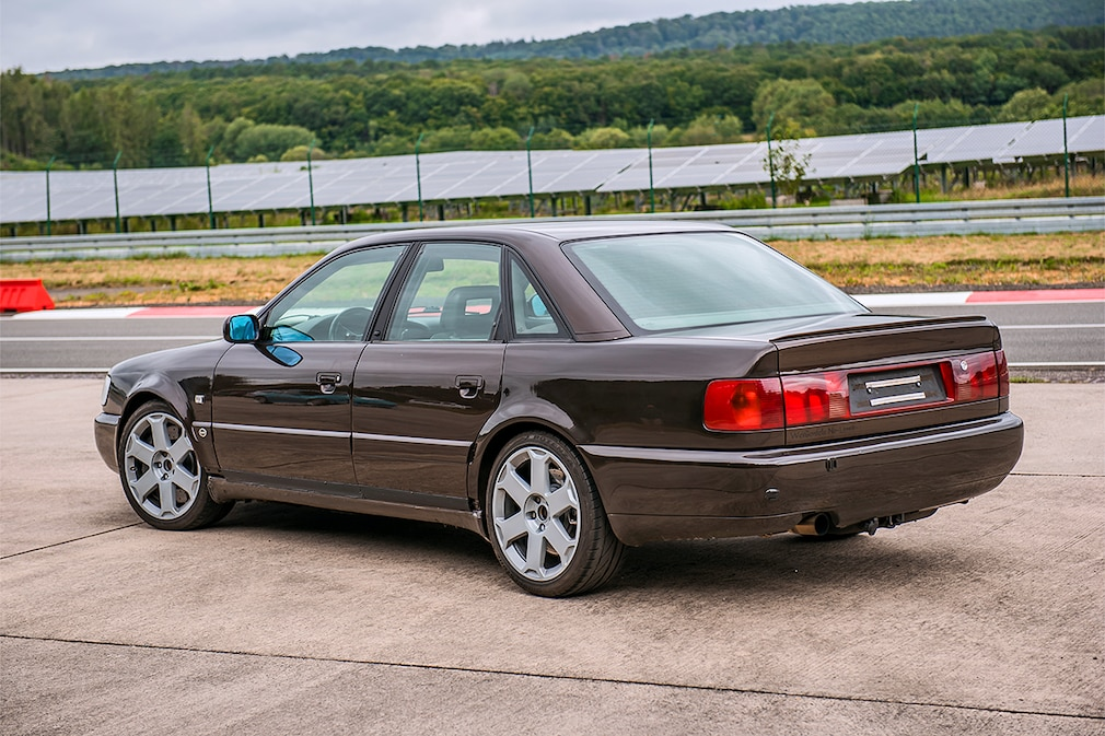 Tuning Trophy Germany Audi 100 S4