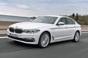 BMW 530e (2021): Leasing