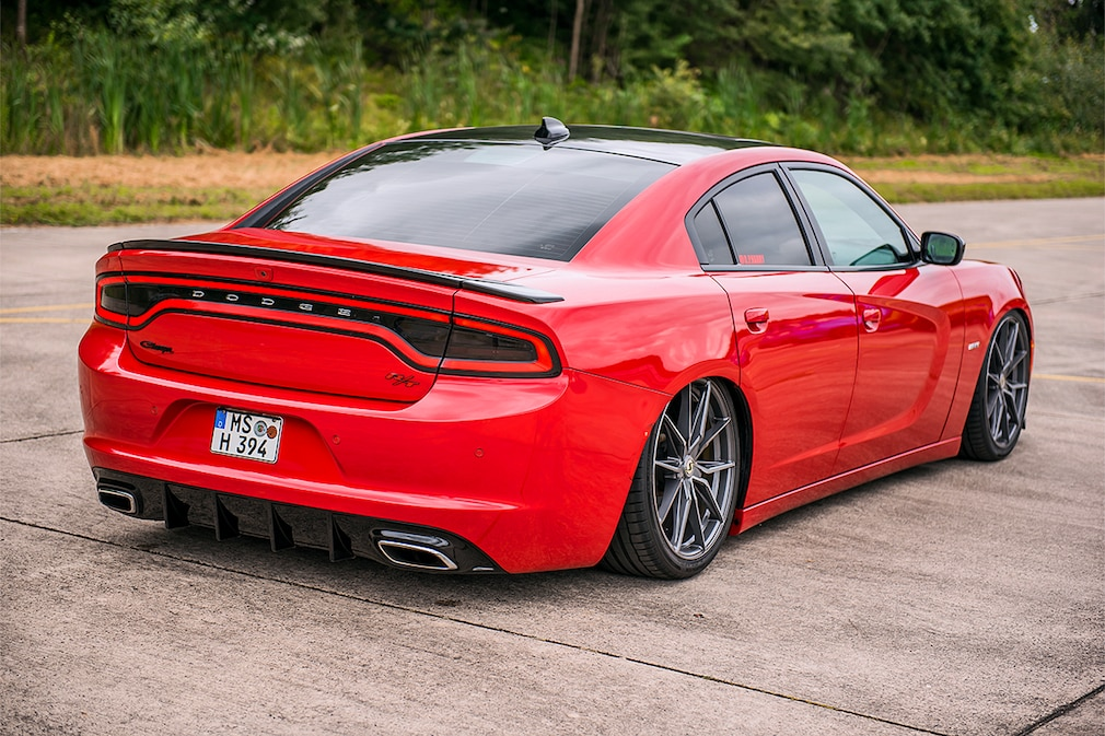 Tuning Trophy Germany  Dodge Charger