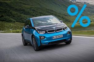 BMW i3 �ber 16.000 Euro g�nstiger