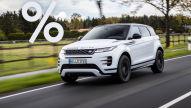 Range Rover Evoque (2021): Rabatt