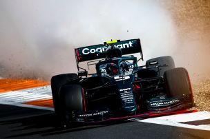 Vettel mit Deadline im Kopf