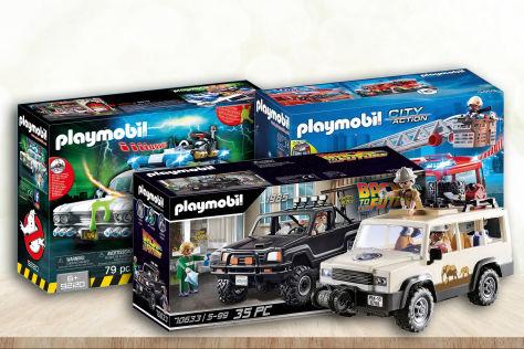 September Deals Playmobil