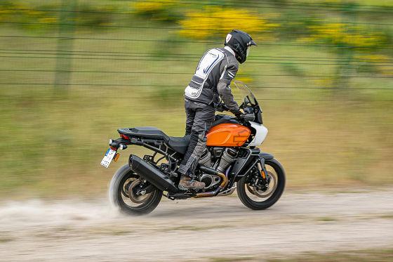 Harley-Davidson Pan America Special
