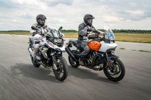 �berfl�gelt die Harley die BMW-Legende?