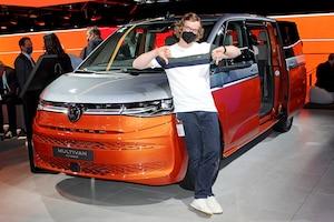 VW Multivan e-hybrid