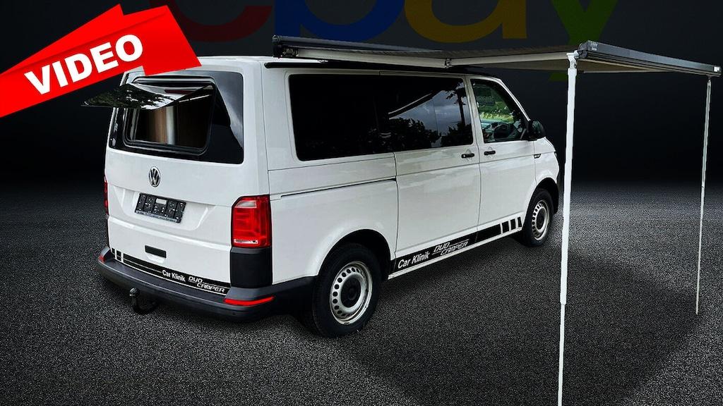 VW T6 Camper günstiger als ein T6.1 California
