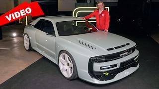 Elektrischer Sport quattro mit 816 PS