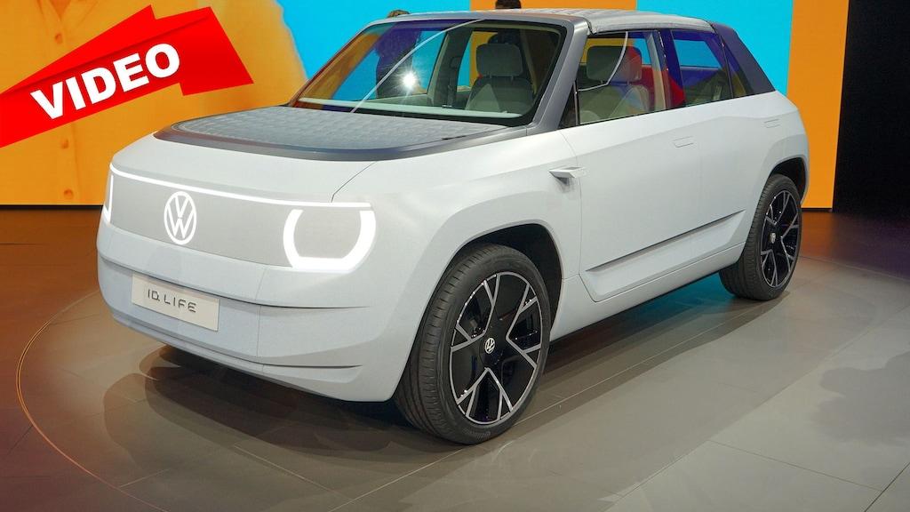 VW-Markenvorstand über den ID.Life