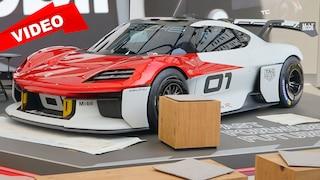 Porsche-Rennwagen mit bis zu 1088 PS