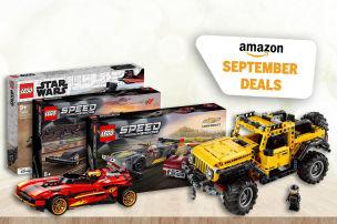 Lego-Sets zu Tiefstpreisen