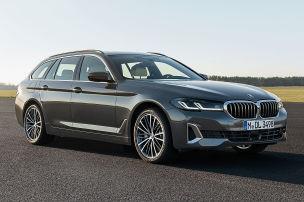BMW 540d mit 340 PS f�r 449 Euro leasen