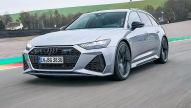 Audi RS 6 Avant (2021): Leasing