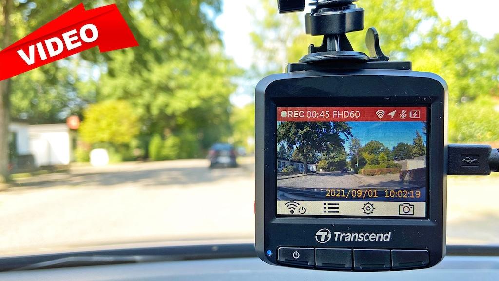 Was kann die günstige Dual-Dashcam?