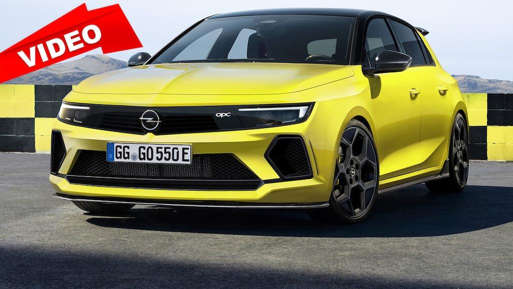 Kommt ein neuer Astra OPC?