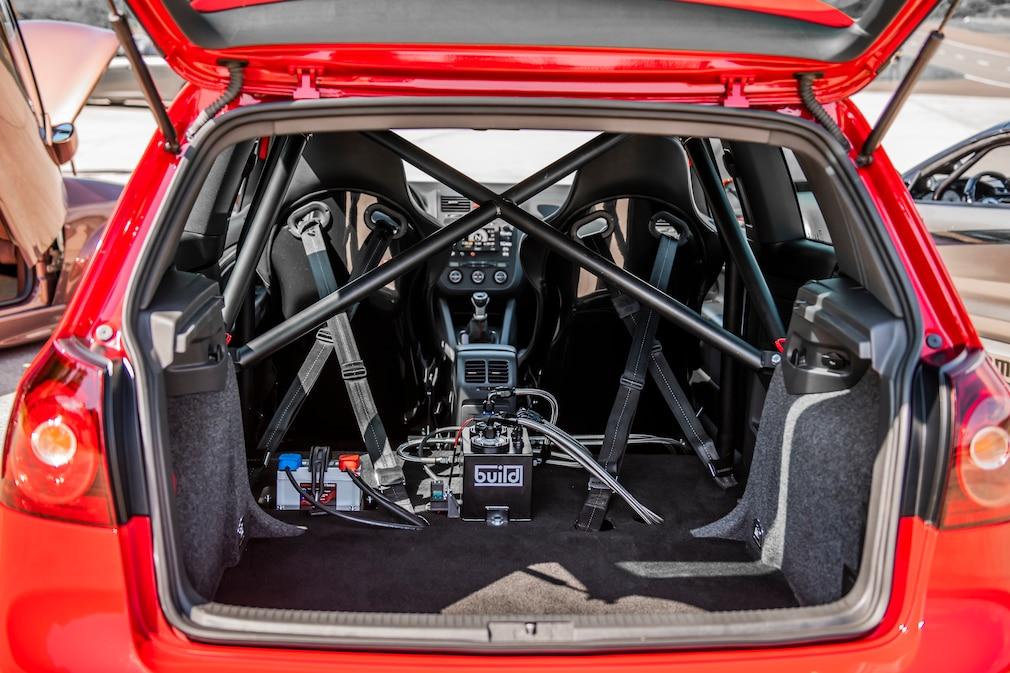 Tuning Trophy Germany VW Golf 5 GTI Edition 30