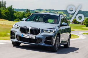 BMW X1 (2021): Rabatt