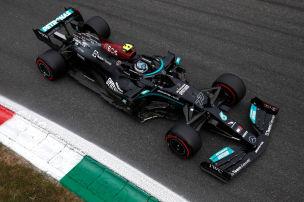 Mercedes-Pilot holt Italien-Pole