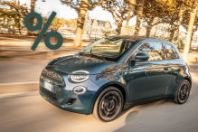 CarWow   Fiat 500e