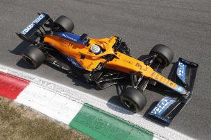 McLaren-Triumph bei Drama um WM-Rivalen