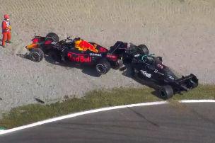 Wie Senna gegen Prost, aber ohne Absicht