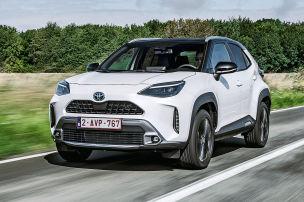 Toyota Yaris Cross: Test