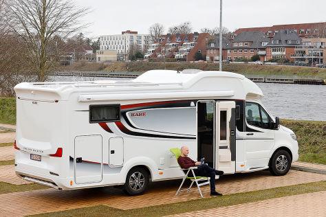 Kabe Travel Master Royal x780 LGB: Wohnmobil-Test - autobild.de