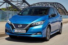 Nissan Leaf ZE1 Tekna