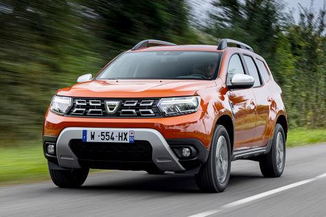Dacia Duster Facelift (2021): Test, SUV, Motor, Preis - autobild.de