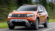 Dacia Duster Facelift: Fahrbericht