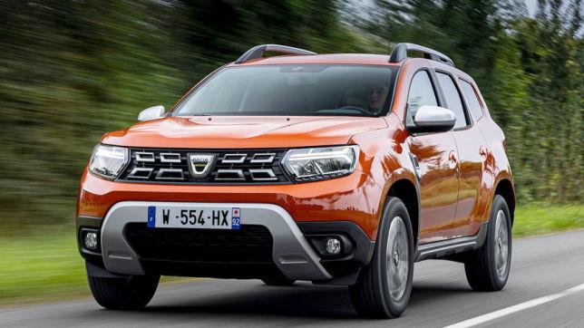 Dacia Duster Facelift (2021): Fahrbericht