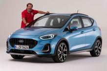 Ford stellt das langersehnte Facelift des Fiesta vor