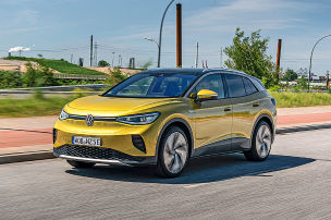 VW ID.4 (2021): Leasing