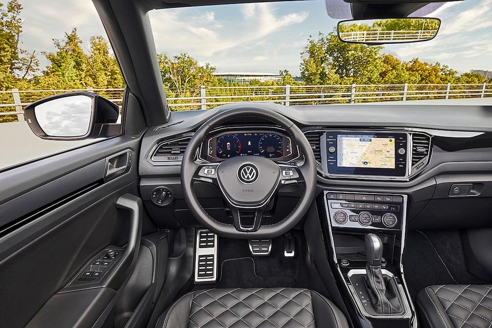 VW T-Roc Cabrio R-Line