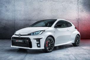 Toyota GR Yaris mit 261 PS g�nstig leasen