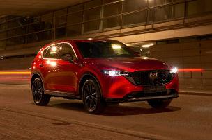 Mazda CX-5 (MY 2022)