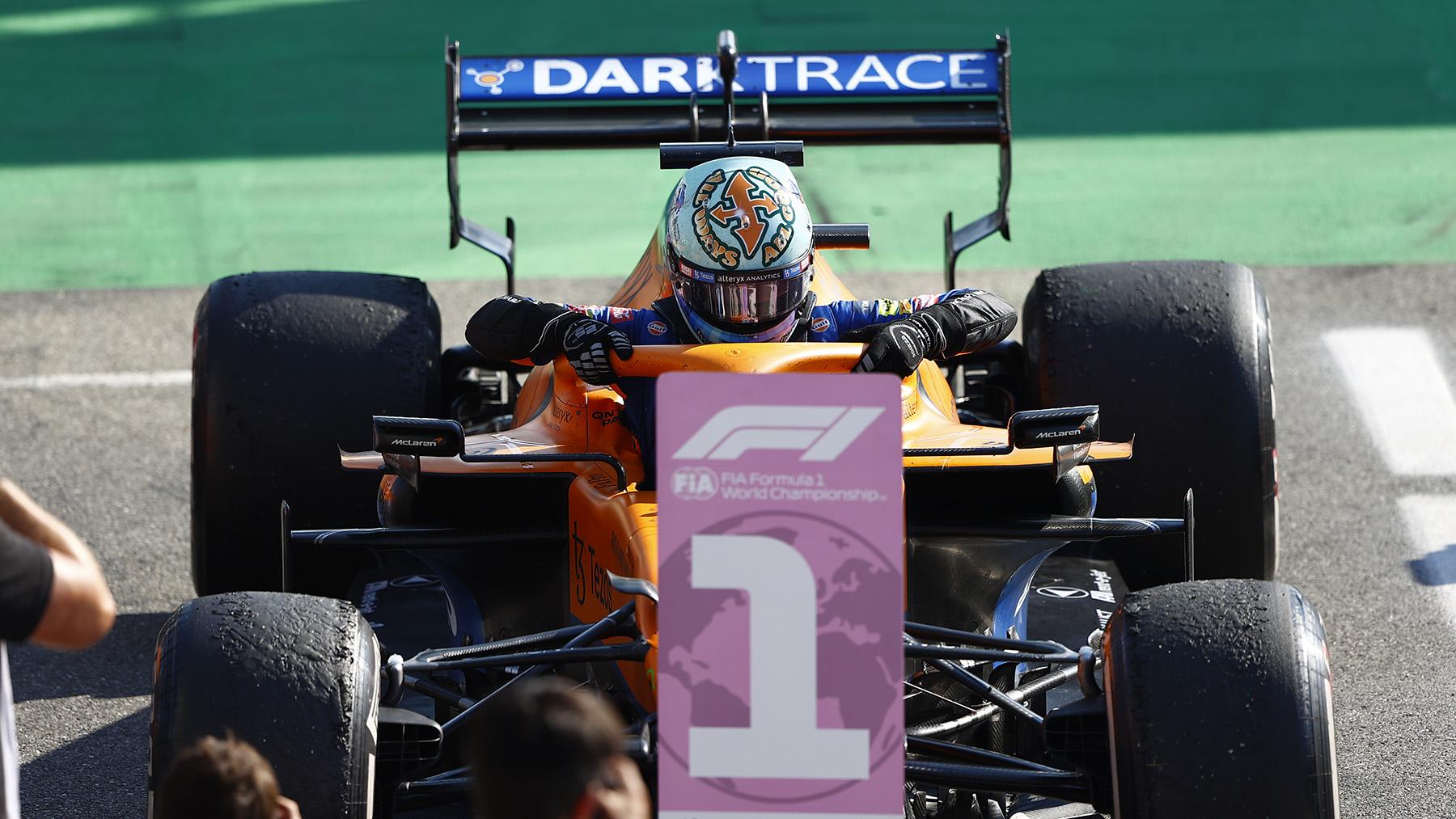 Formel 1: So fuhr McLaren zurück auf die Siegerstraße