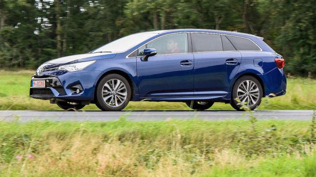 Gebraucht: Toyota Avensis Touring Sports