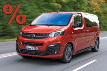 Opel Zafira-e Life - Carwow