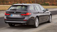 BMW 530d Touring: Leasing