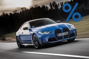 BMW M4 mit 13.300 Euro Rabatt kaufen