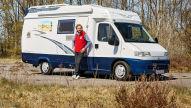 Hobby T 600: Wohnmobil-Test