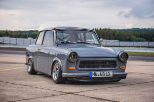 Tuning Trophy Germany (2021): Trabant 601