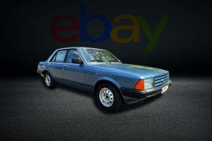 Ford Granada V6: Motor, kaufen, Oldtimer, Erstbesitz