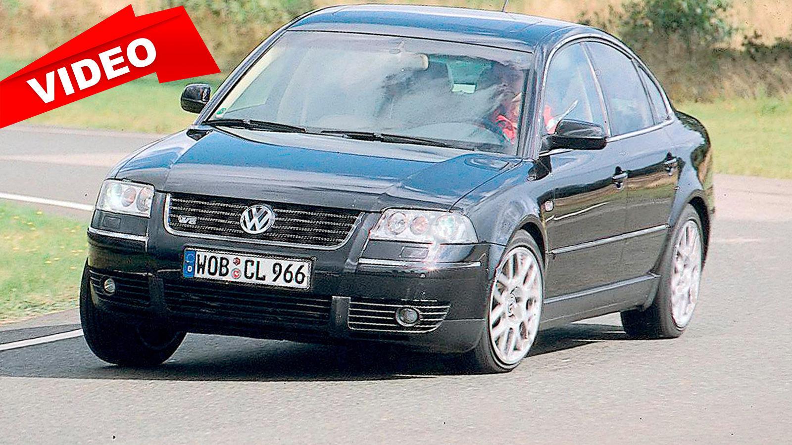 Das macht den VW Passat W8 so besonders