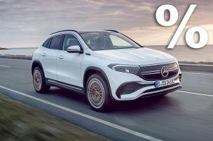 Mercedes EQA 250 Edition 1 (2021)