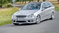 Mercedes C 55 T AMG: Gebrauchtwagen-Test
