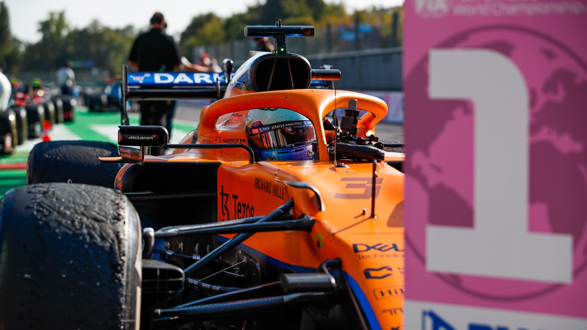 Formel 1 - Seidl: McLaren will regelmäßig siegen
